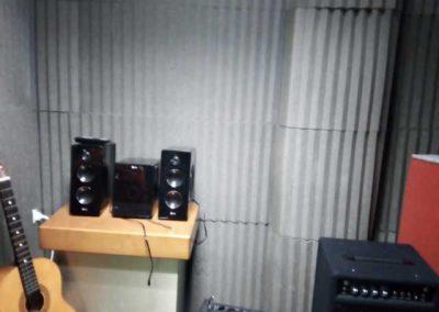 sala prove chitarra scuola di musica