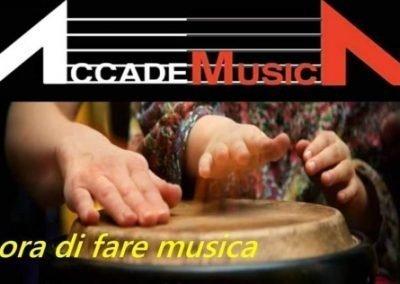 stage musica ritmica
