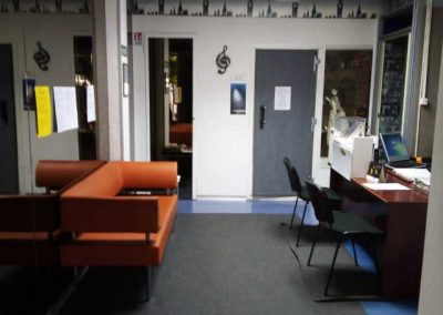 ufficio scuola di musica eur