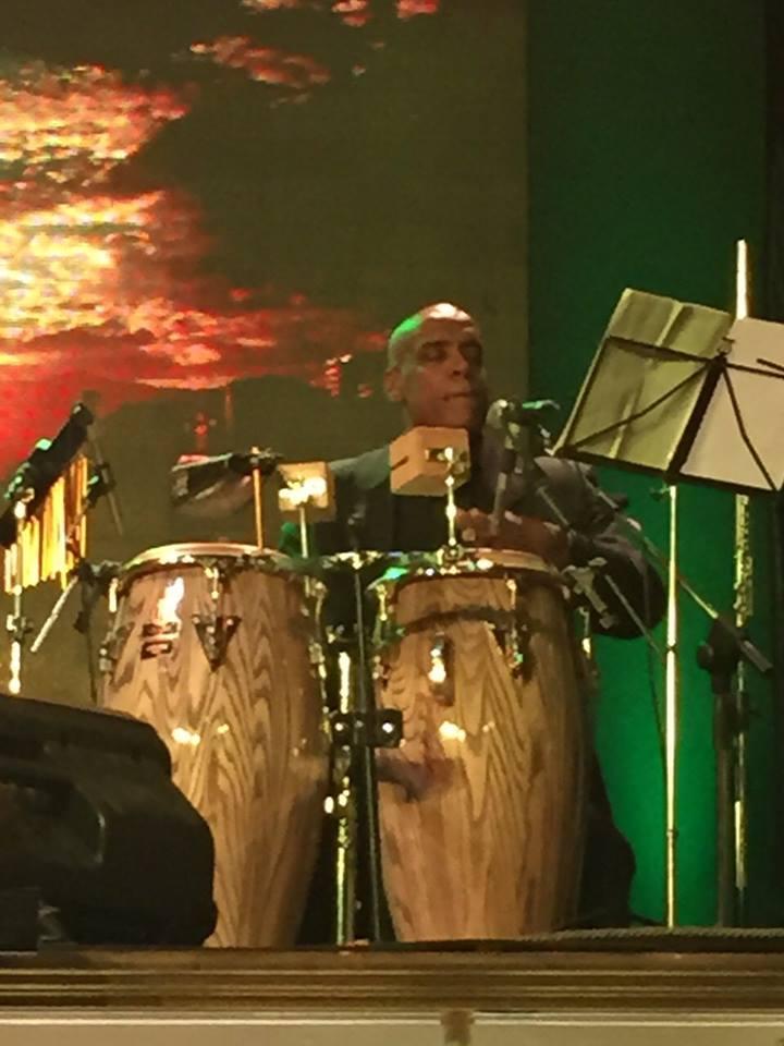 Eduardo Francisco Piloto Barreto percussioni afro cubane