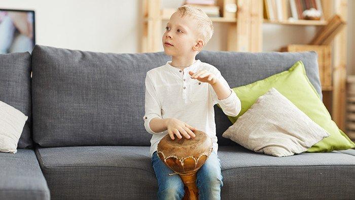 laboratorio percussioni per bambini