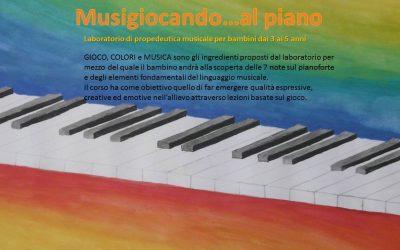 Musigiocando… al piano